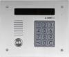 Пульт видеодомофона   Laskomex AO-2510VТМ (СР-2510VТМ)нерж.ст